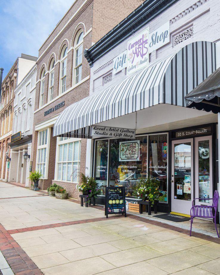 Newnan Historic Downtown