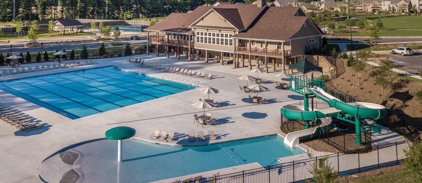 Mountain Crest Swimming Pool