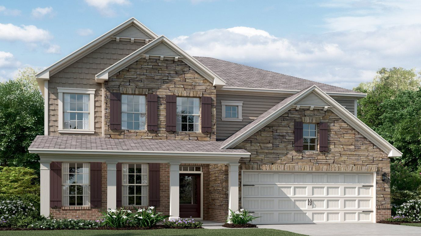 Dartmoor at Mountain Crest Madison with Basement E