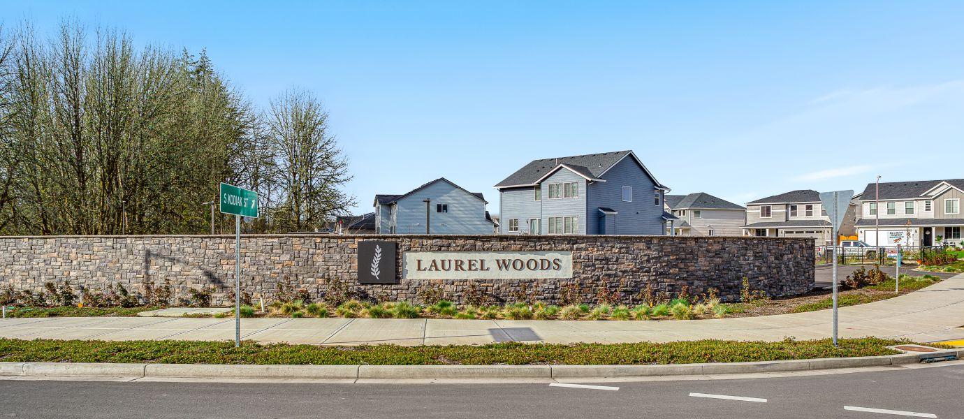 Laurel Woods Exterior