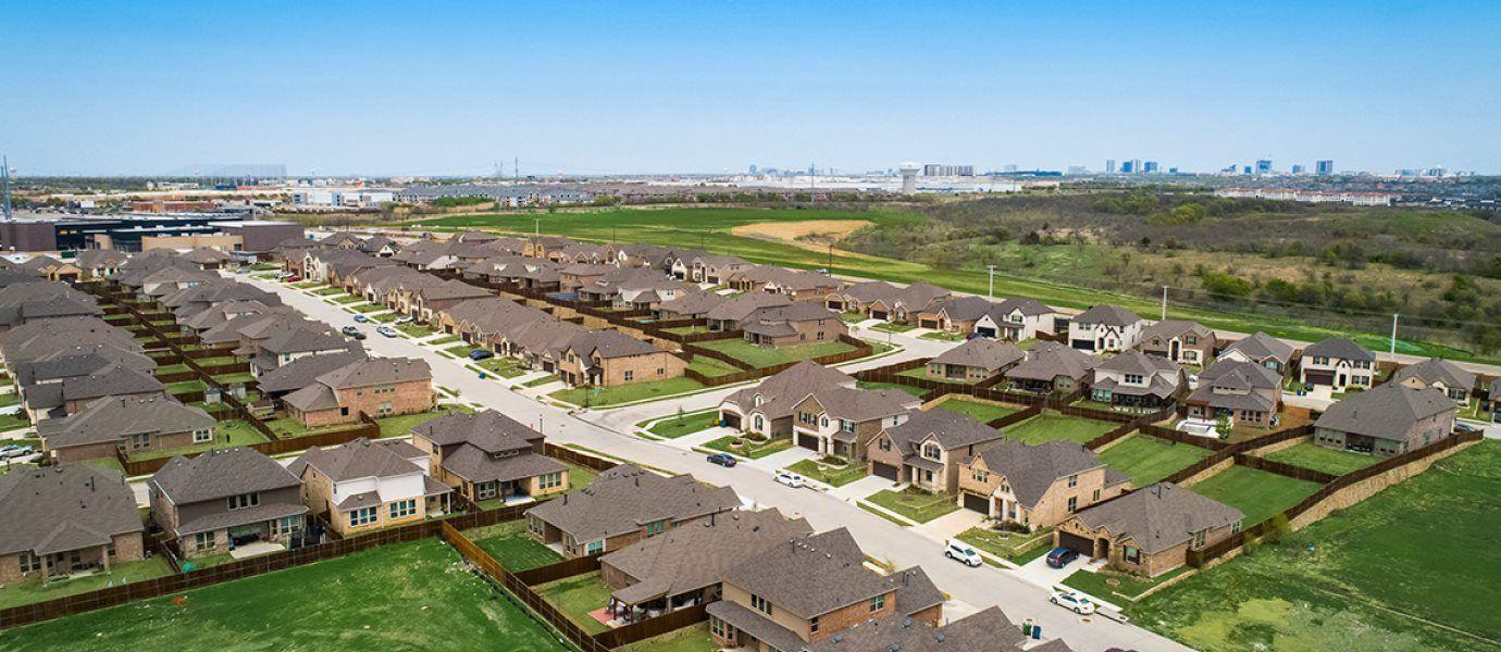Lakewood Hills Homes
