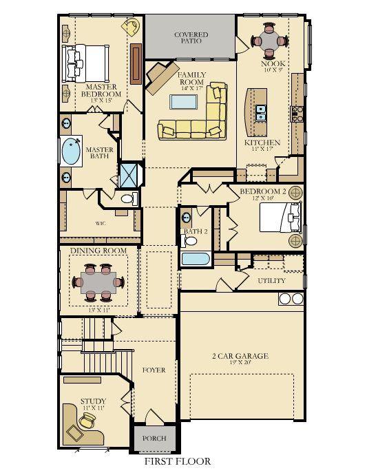 Somerville 1st Floor