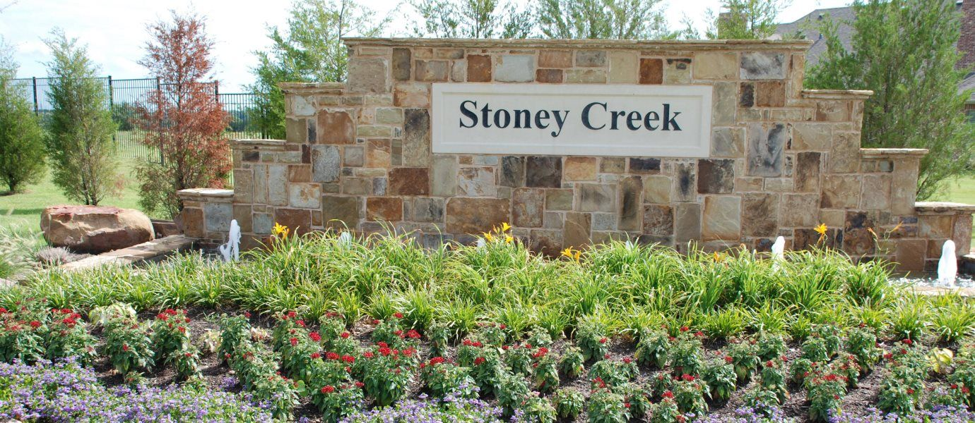 Stoney Creek Entrance