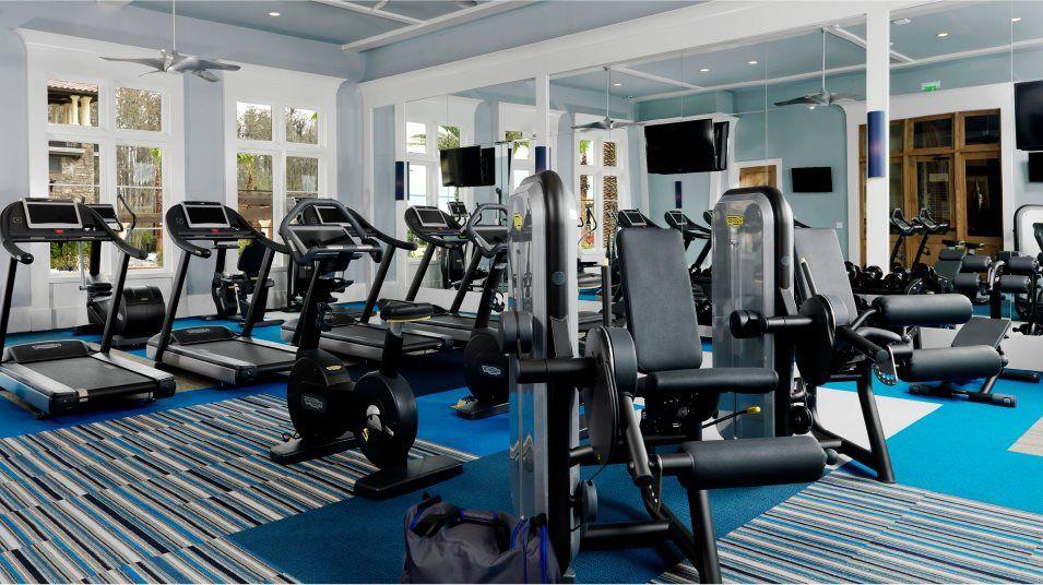 Estancia Fitness Center