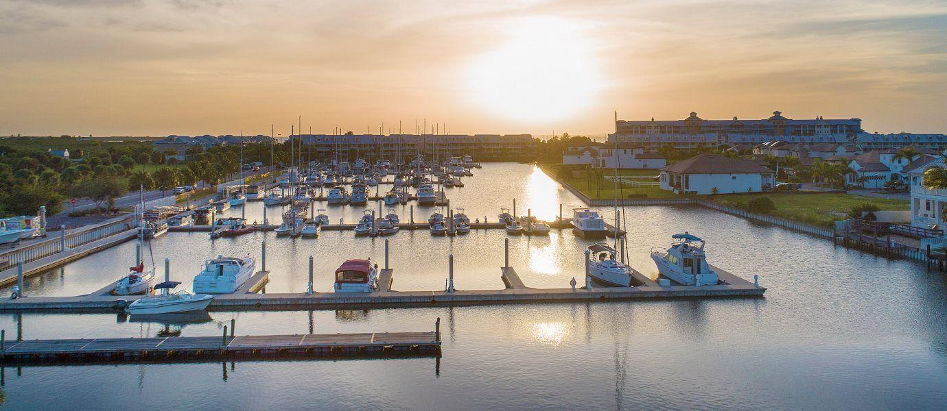 Southshore Yacht Club Pembroke Bay Lake View