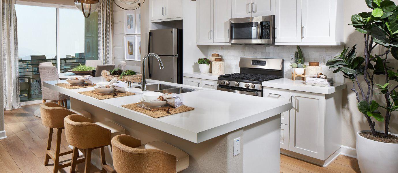 Millenia Vibe Residence 1 Kitchen