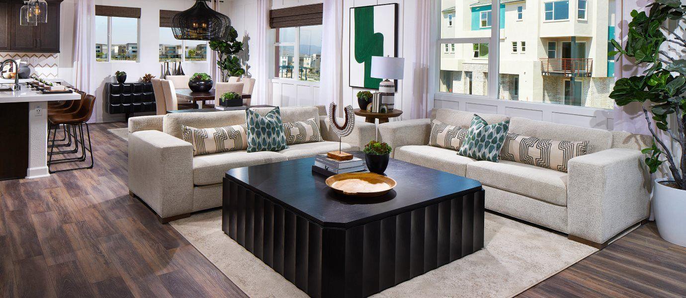 Millenia Vibe Residence 3 Living