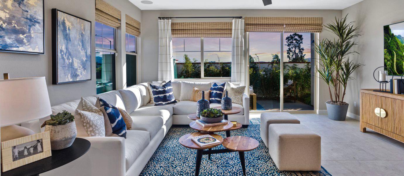 Canopy Grove Retreat Residence 3 Great Room