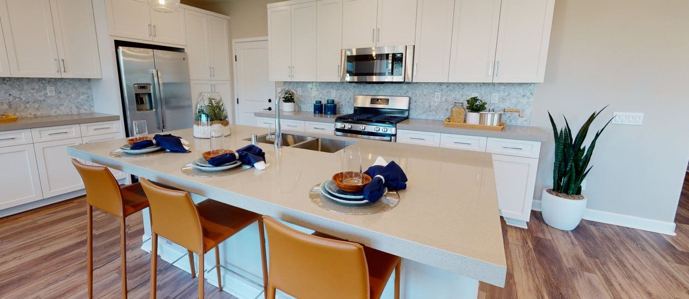 Canopy Grove Haven Residence 2 Kitchen