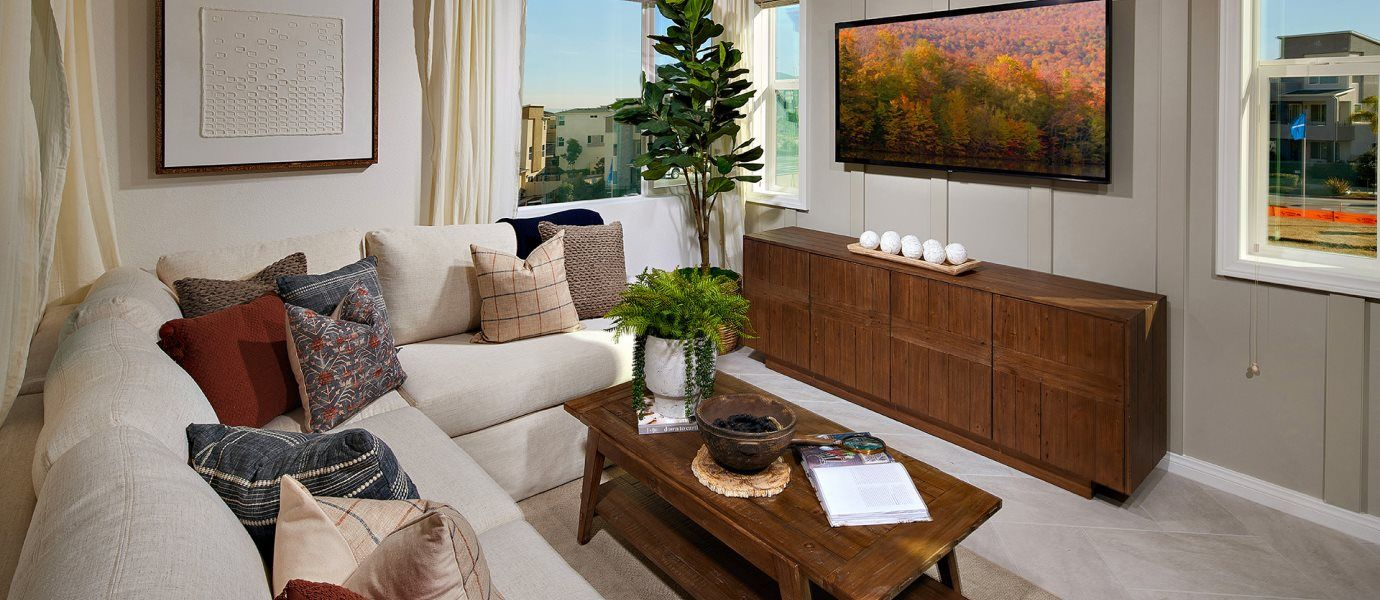 Millenia Cleo Residence 1 Living