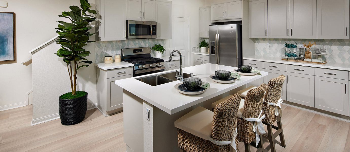 Millenia Cleo Residence 2 Kitchen