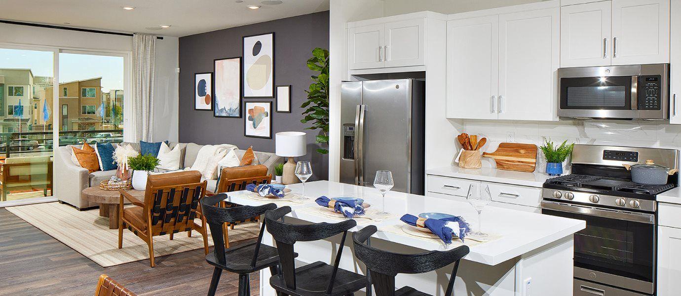 Millenia Cleo Residence 5 Living