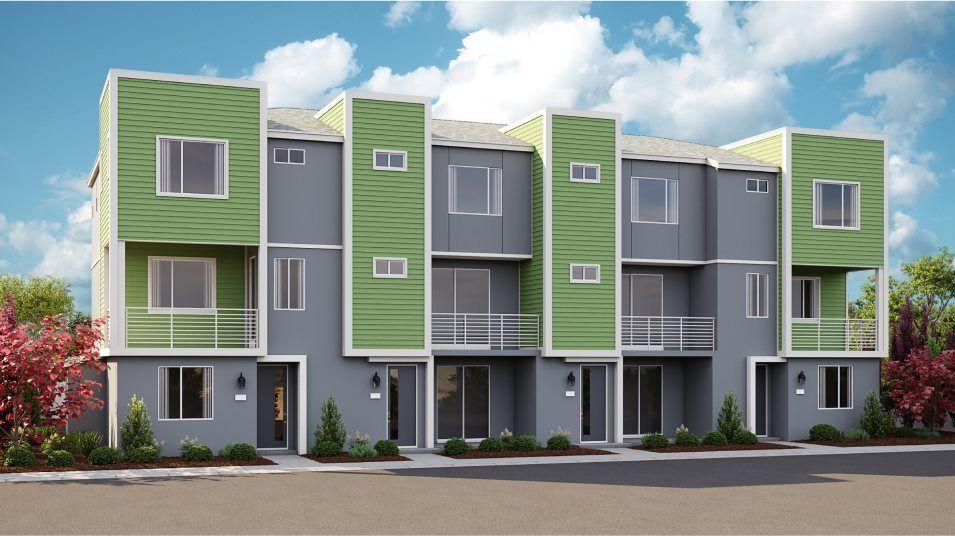 Millenia Cleo Residence 6 4-Plex