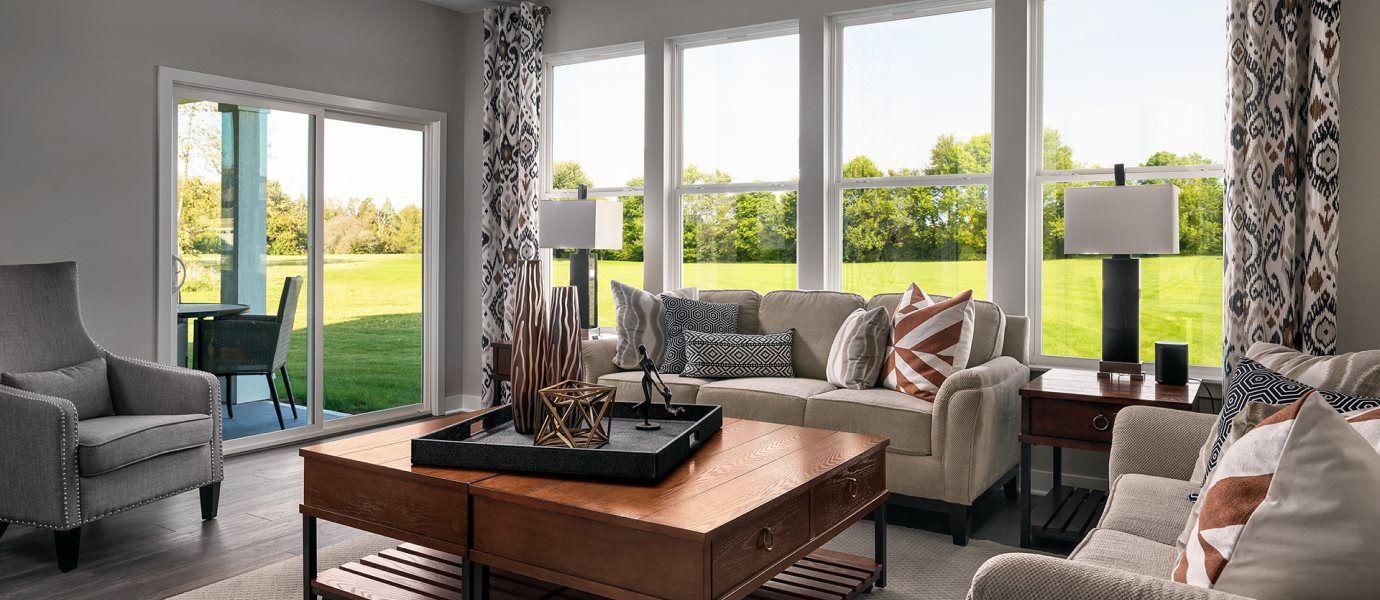 Pebble Brook Villas Home Family Room