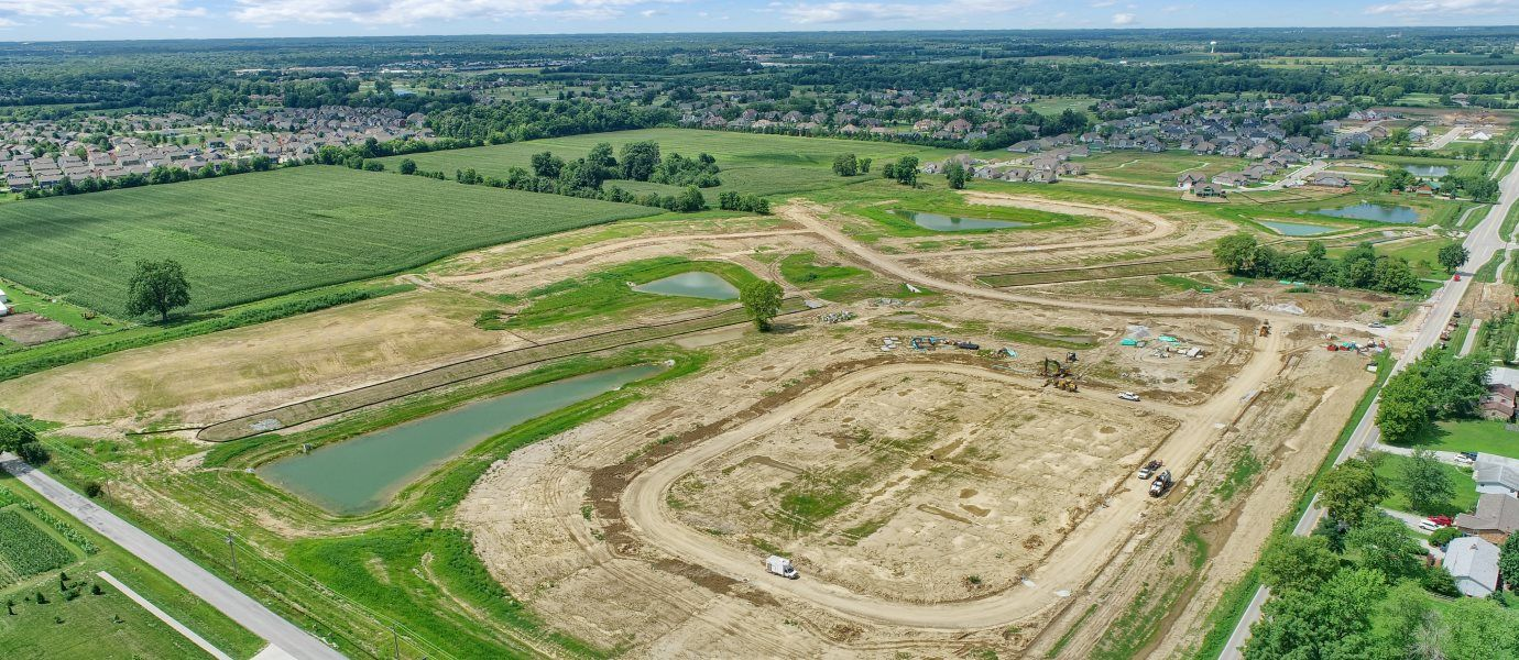 Brooks Farm Venture Aerial