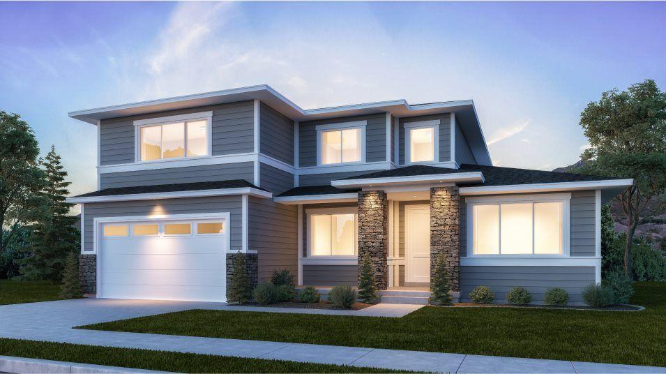Shamrock Village Estates Sun Valley Contemporary