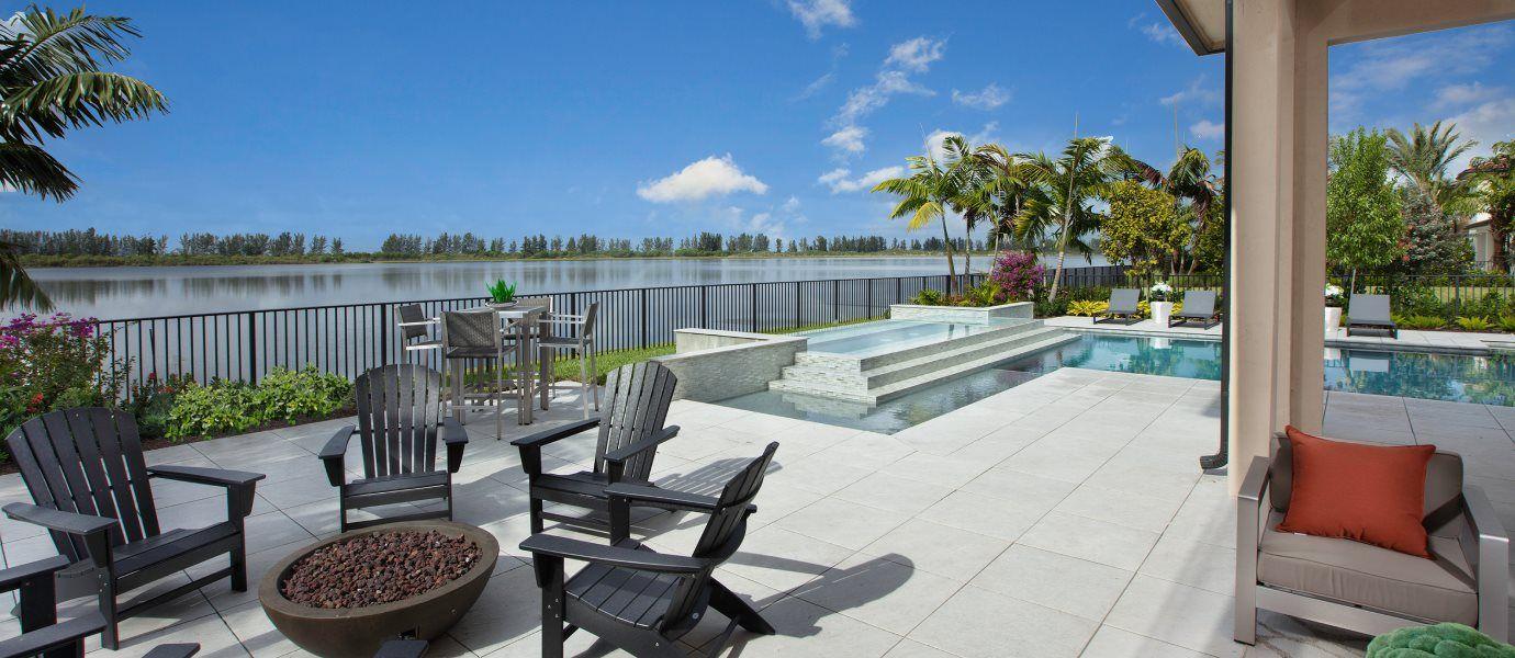 Parkland Bay Waterfront Pool