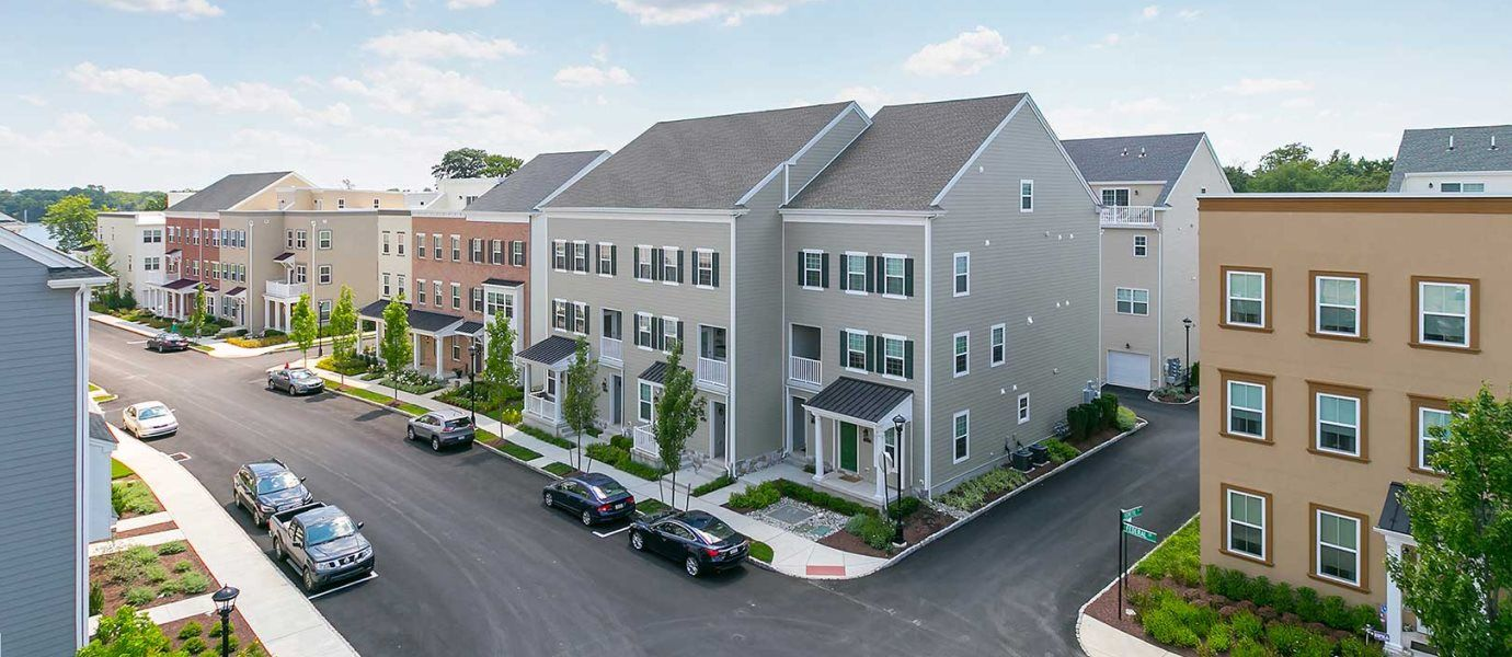 Waterside Traditional Townhomes
