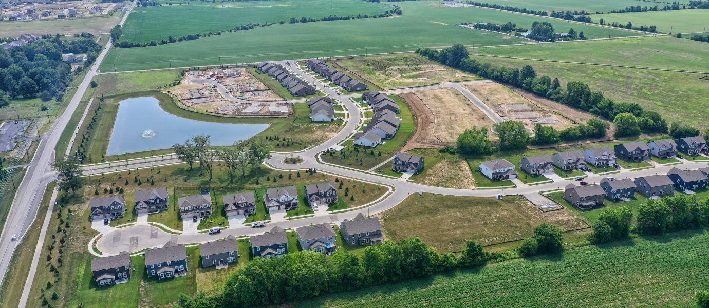 McCord Pointe Kingston Aerial