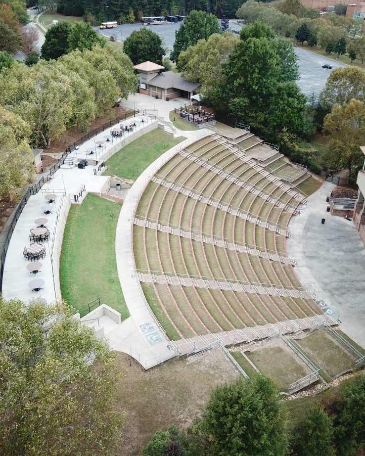 Brightmoor Southern Ground Amphitheater