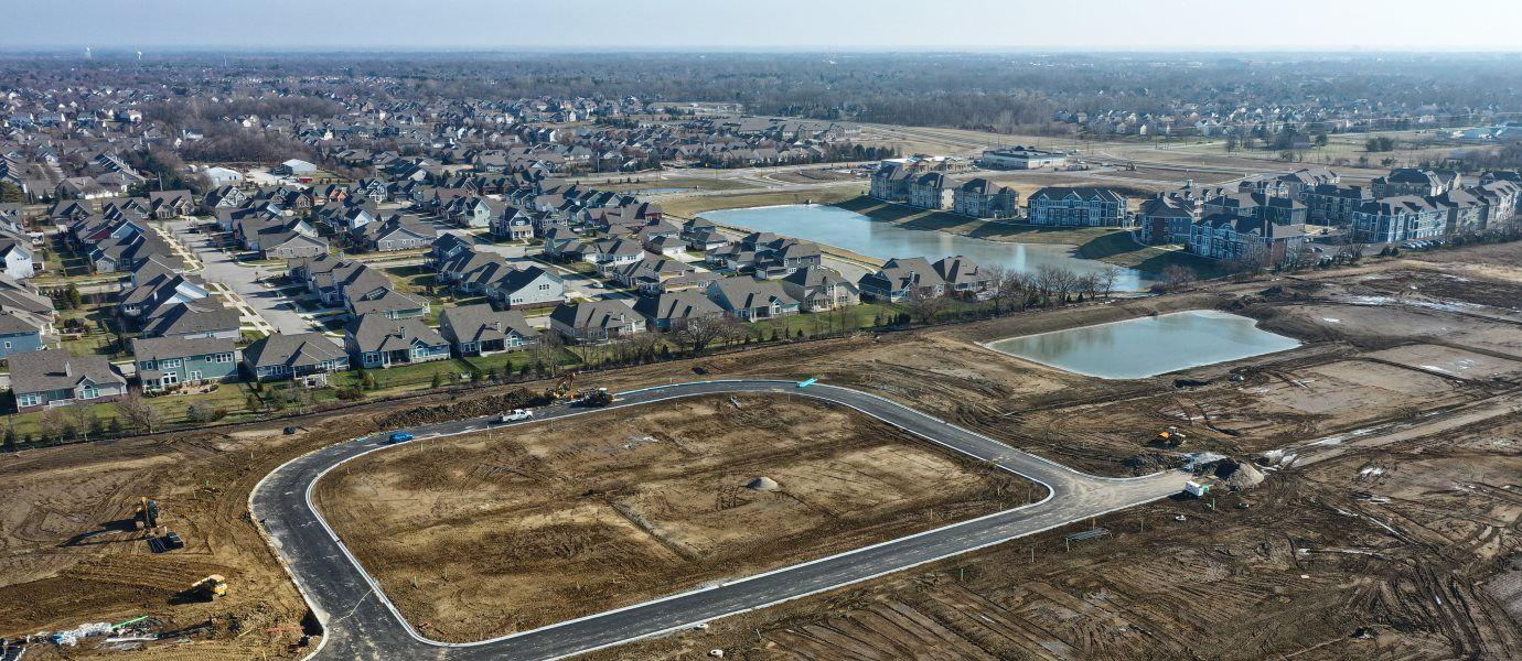 Liberty Villas Aerial View