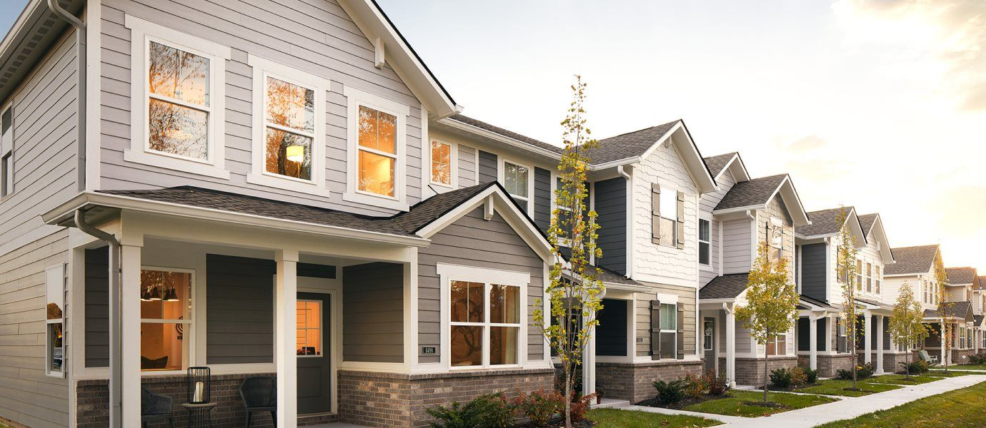 Westgate 2-Story Townhomes