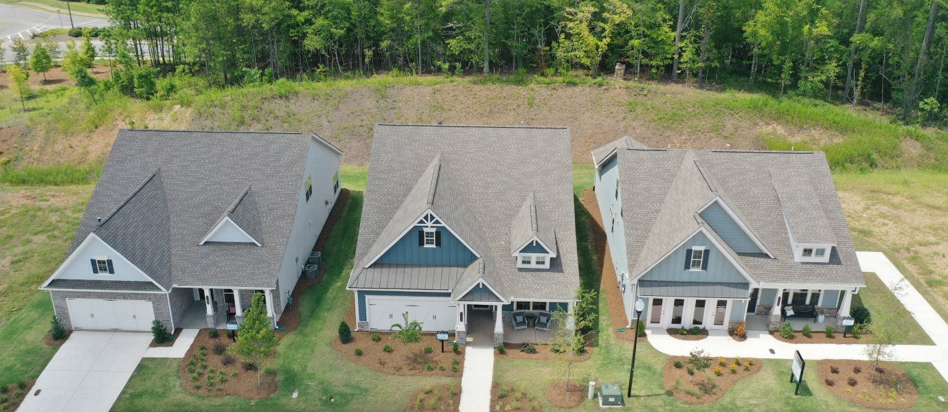 Hickory Bluffs Homes