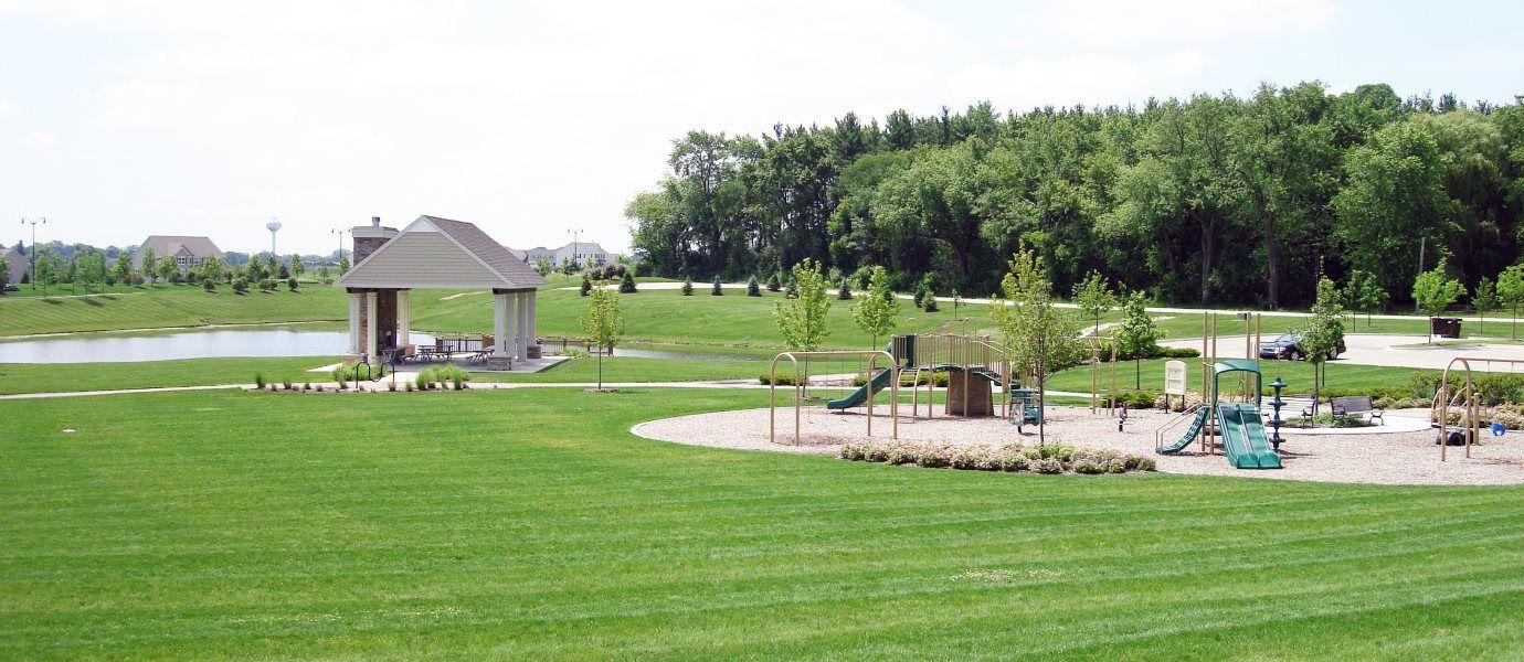 Townhomes at Talamore Pavillon Park