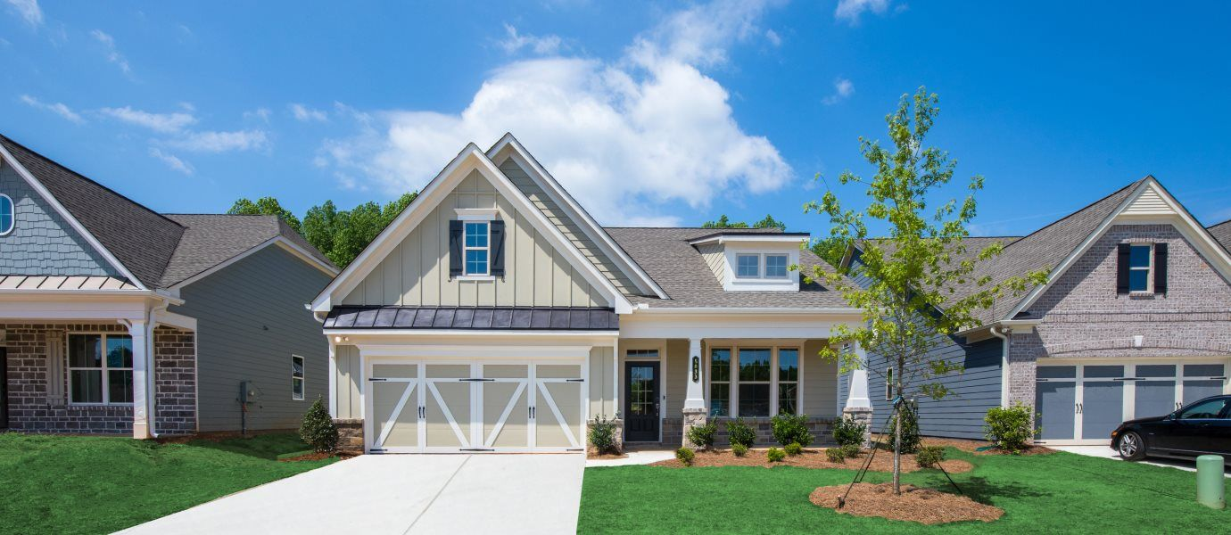 Fayette Meadows Homes