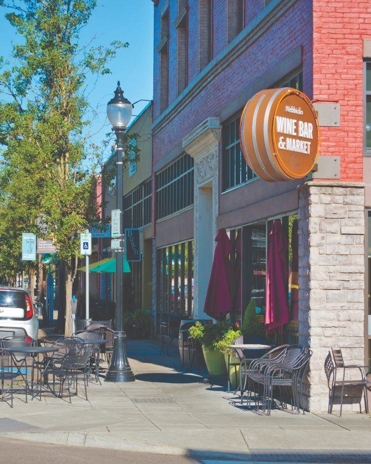 Oregon City Wine Bar
