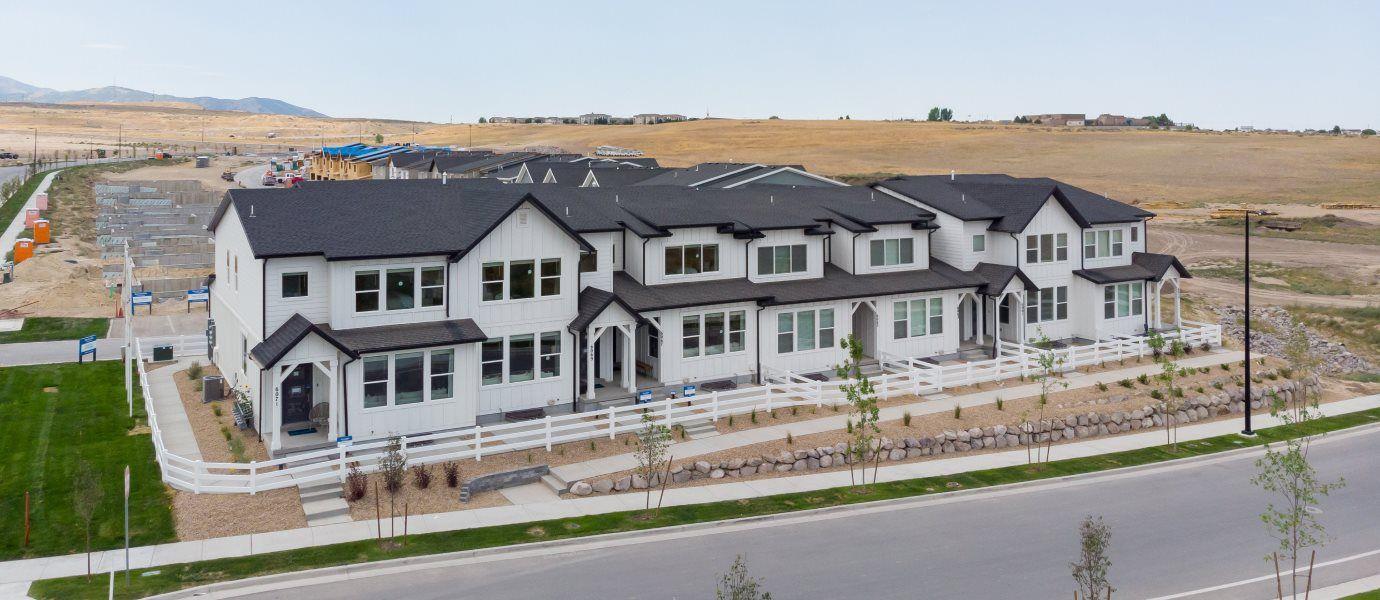 Sienna Hills Homes