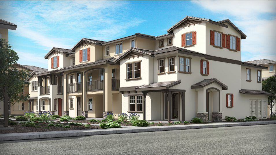 The Preserve Hillcrest Residence 1 X Exterior one