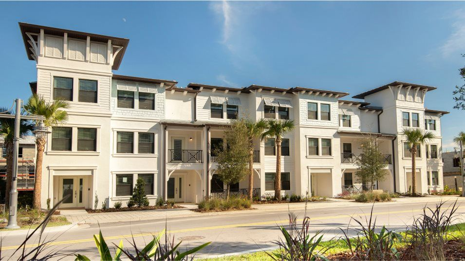 Westshore Marina District Inlet Shore Townhomes Fl