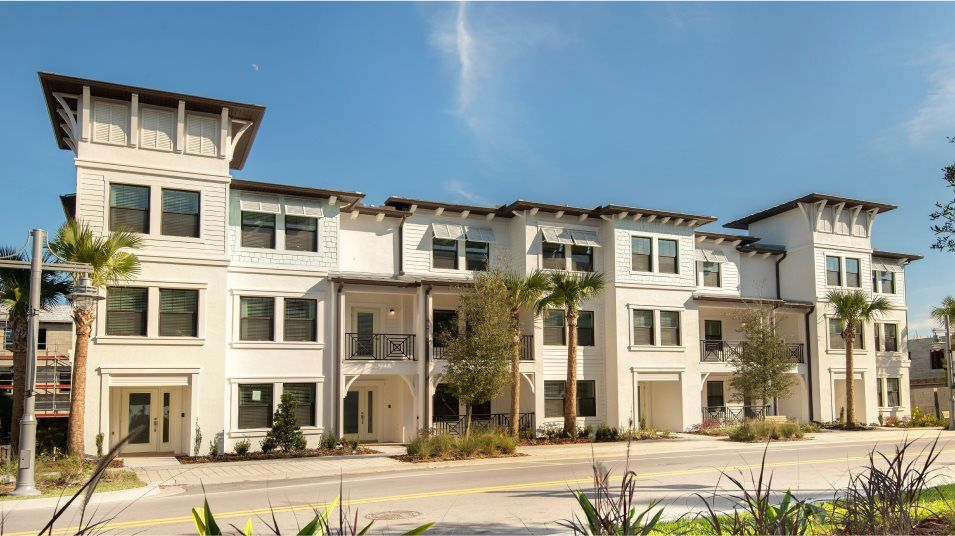 Westshore Marina District Inlet Shore Townhomes Ca