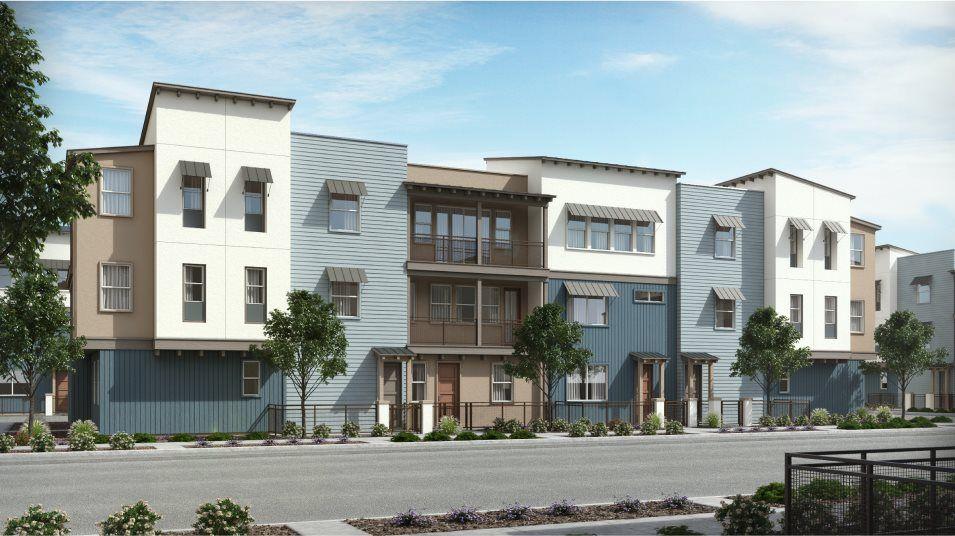 Bridgeway Terraces Residence Three Exterior A