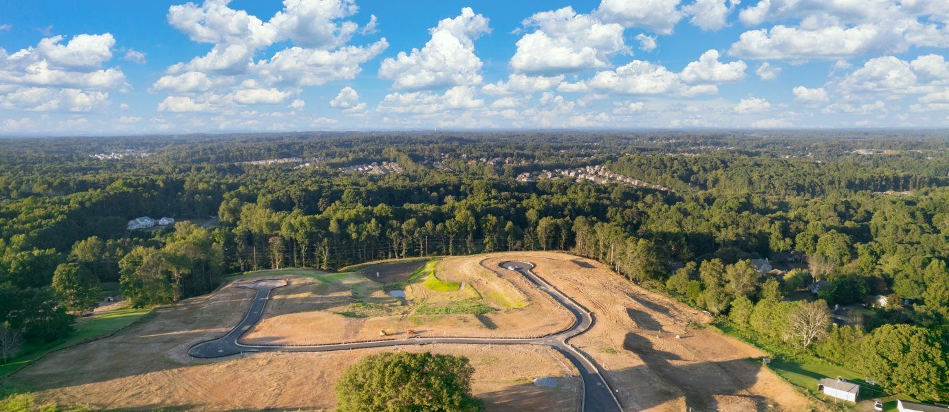 Holbrook Farm Aerial View