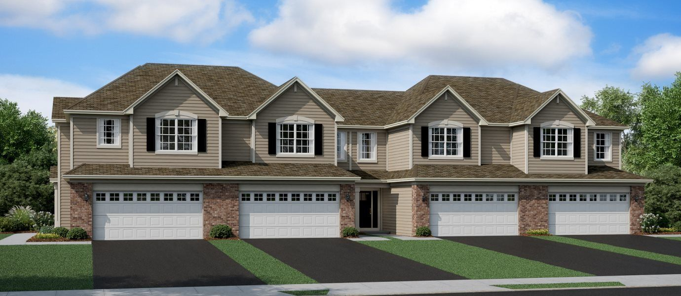 Raintree Village Townhomes Collection
