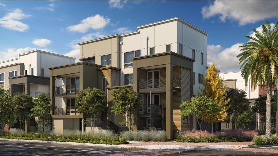 Boulevard Skyline Residence 2 10-Plex Color 1