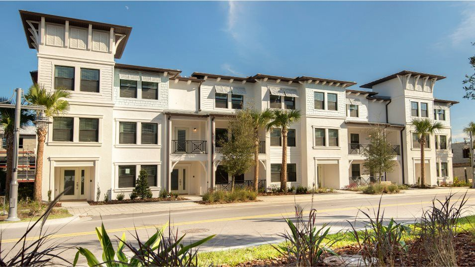 Westshore Marina District Inlet Shore Townhomes Pl