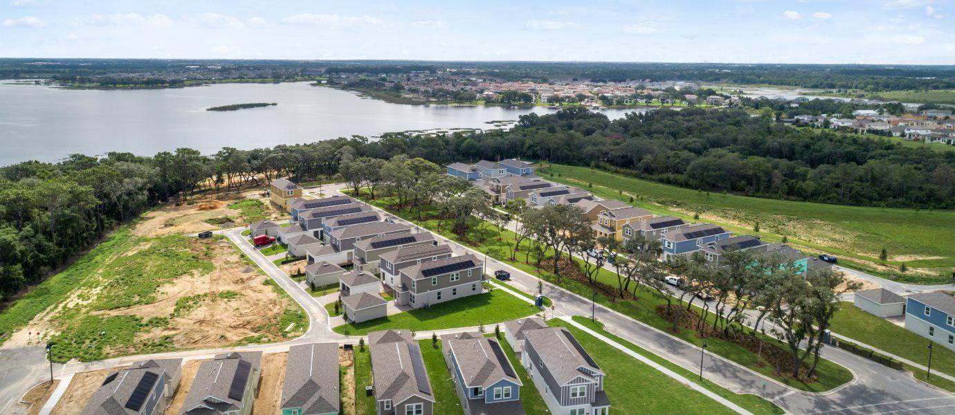 Waterside Homes