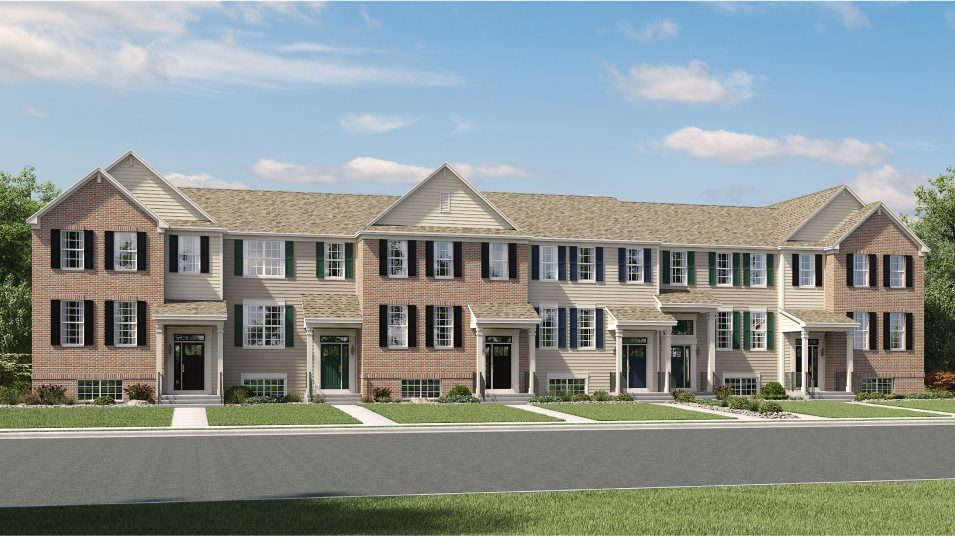 Talamore Townhomes Amherst ei A