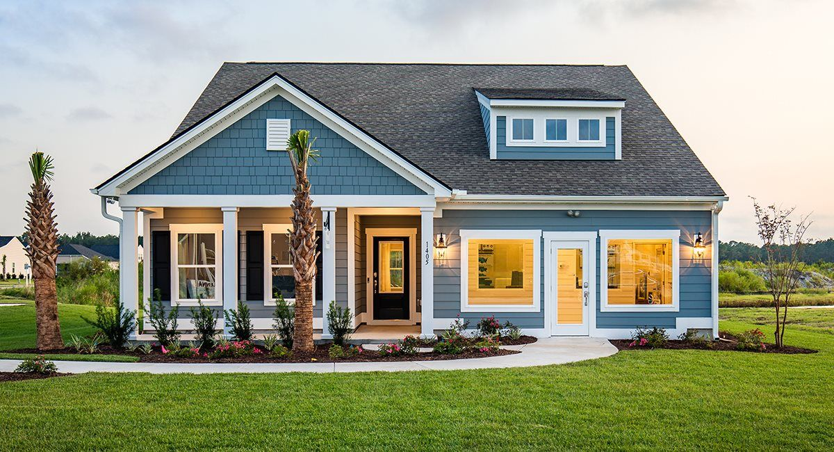The Litchfield Model Home