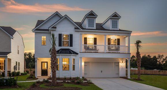Hanover Model Home