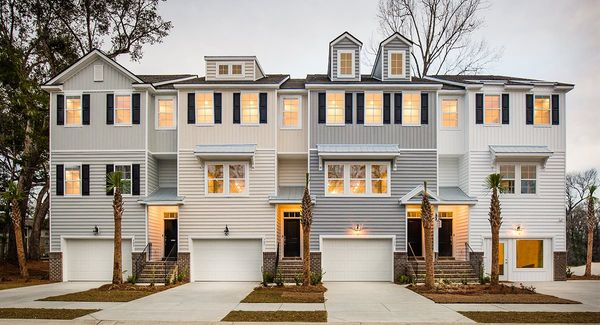 New Town Homes in West Ashley