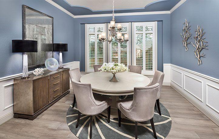 The Ridgefield II Dining Room