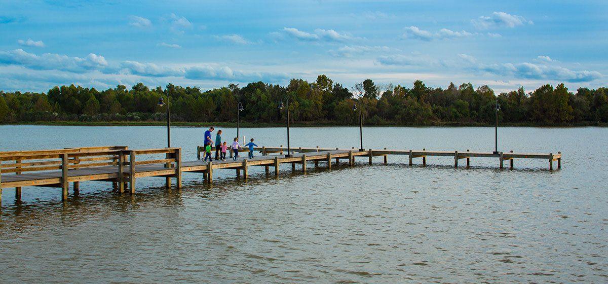 Kingwood Royal Brook Dock