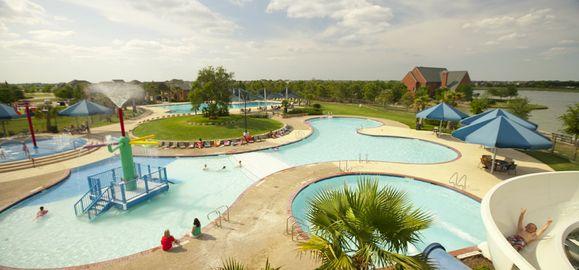 The Bridgeland Aquatic Center