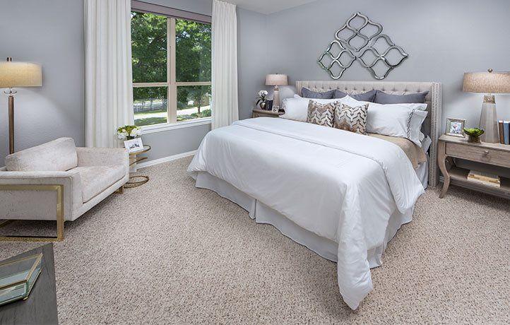 The Laurel II Master Bedroom