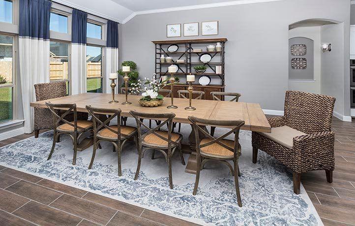 The Amethyst Next Gen® Dining Room (Main Home)