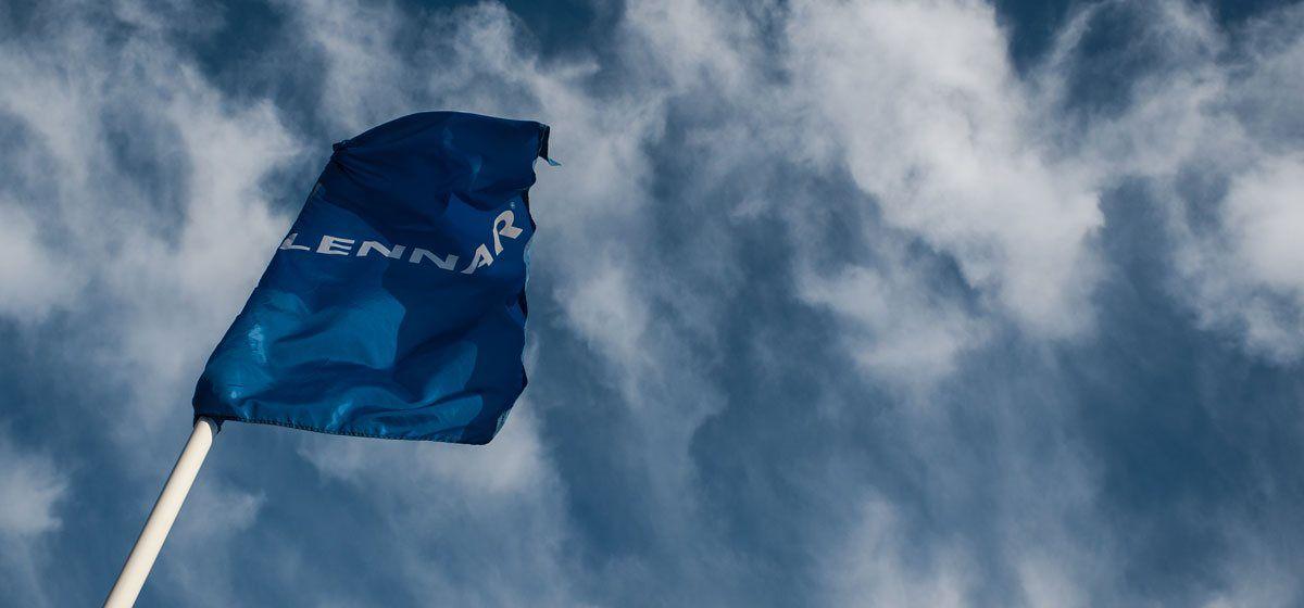 Lennar Flag